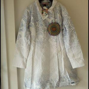 Designal Long Coat